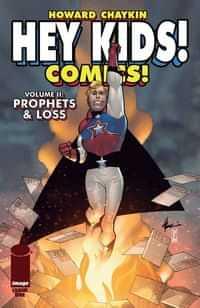 Hey Kids Comics Prophets and Loss #1