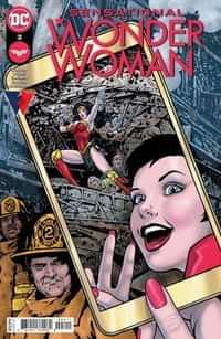 Sensational Wonder Woman #3 CVR A Colleen Doran
