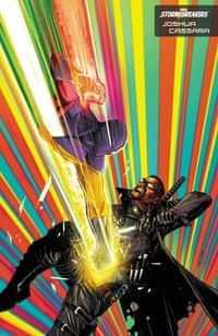 Heroes Reborn #1 Variant Cassara Stormbreakers