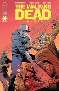 Walking Dead #14 Deluxe Edition CVR D Young Aapi