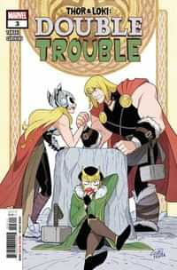 Thor And Loki Double Trouble #3