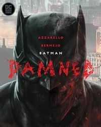 Batman TP Damned