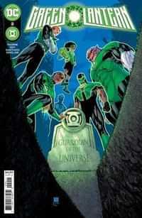 Green Lantern #2 CVR A Bernard Chang