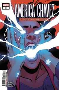 America Chavez Made In Usa #3