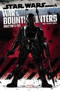 Star Wars Bounty Hunters Alpha #1 Directors Cut