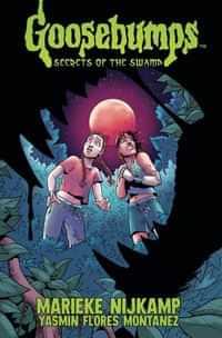Goosebumps TP Secret Of The Swamp