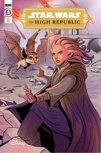 Star Wars High Republic Adventures #4 Variant 10 Copy Yael Nath