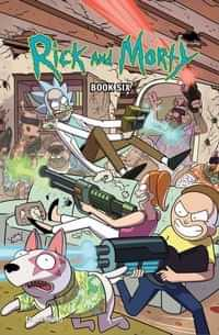 Rick And Morty HC Deluxe Edition V6