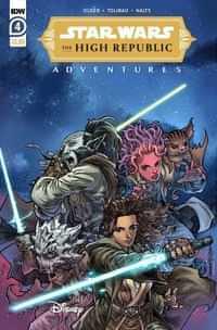 Star Wars High Republic Adventures #4