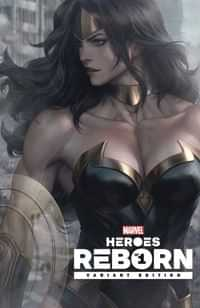 Heroes Reborn #1 Variant Artgerm