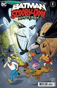 Batman and Scooby-doo Mysteries #2