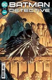 Batman The Detective #2 CVR A Andy Kubert