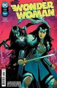 Wonder Woman #772 CVR A Travis Moore