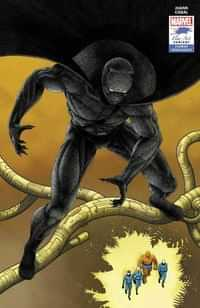 Black Panther #25 Variant Cabal Stormbreakers
