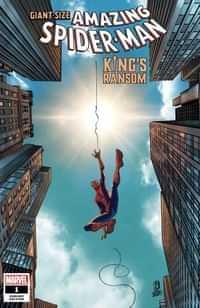 Giant-size Amazing Spider-man Kings Ransom #1 Variant Baldeon