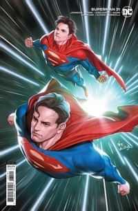 Superman #31 CVR B Cardstock Inhyuk Lee