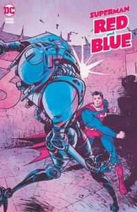 Superman Red and Blue #3 CVR A Paul Pope