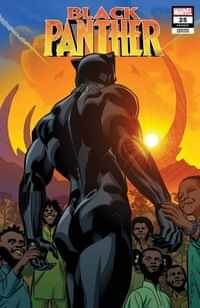 Black Panther #25 Variant Stelfreeze Final Issue