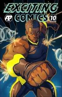 Exciting Comics #10
