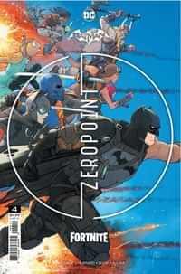 Batman Fortnite Zero Point #4 CVR A Mikel Janin