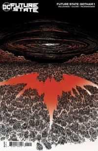 Future State Gotham #1 CVR B Cardstock James Stokoe