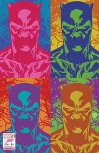 Black Panther #25 Variant Silva Stormbreakers