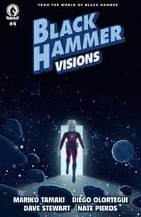 Black Hammer Visions #4 CVR C Chung