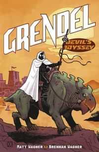 Grendel Devils Odyssey #6 CVR A Wagner