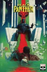 Black Panther #25 Variant Spratt