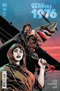American Vampire 1976 #8 CVR B Cardstock Dani