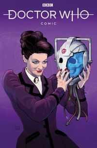Doctor Who Missy #2 CVR A Buisan