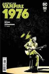 American Vampire 1976 #8 CVR A Rafael Albuquerque