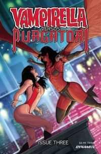 Vampirella Vs Purgatori #3 CVR E Musabekov