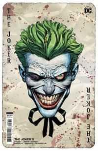 Joker #3 CVR B David Finch