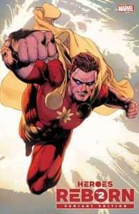 Heroes Reborn #2 Variant 25 Copy Magno