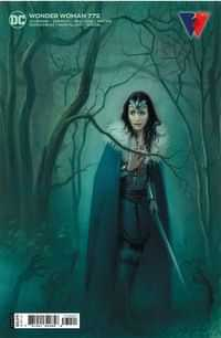 Wonder Woman #772 CVR B Cardstock Joshua Middleton