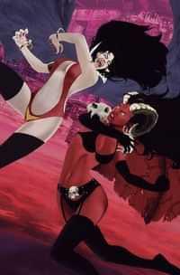 Vampirella Vs Purgatori #3 Variant Maine Virgin FOC Bonus