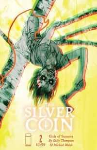 Silver Coin #2 CVR B Lotay