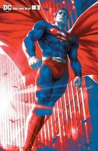 Superman Red and Blue #3 CVR C Derrick Chew