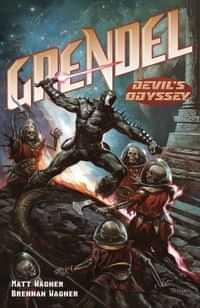 Grendel Devils Odyssey #6 CVR B Troya