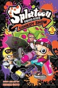 Splatoon Squid Kids Comedy Show GN V3