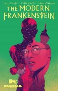 Modern Frankenstein #1 Variant 10 Copy Mckelvie