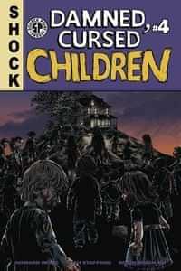 Damned Cursed Children #4