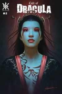 Cult Of Dracula #2 CVR B Maer