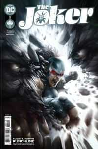 Joker #2 Second Printing Francesco Mattina