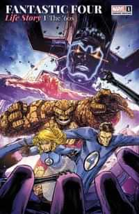 Fantastic Four Life Story #1 Variant Booth