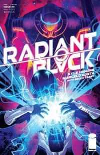 Radiant Black #4 CVR A Ferigato and Costa