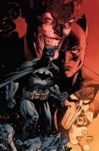 Batman Catwoman #5 CVR B Jim Lee and Scott Williams