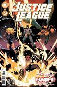 Justice League #61 CVR A David Marquez