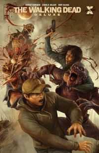 Walking Dead #15 Deluxe Edition CVR C Rapoza